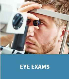Graphic link to Eye Exam page