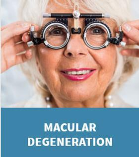 Graphic link to the Macular Degeneration page